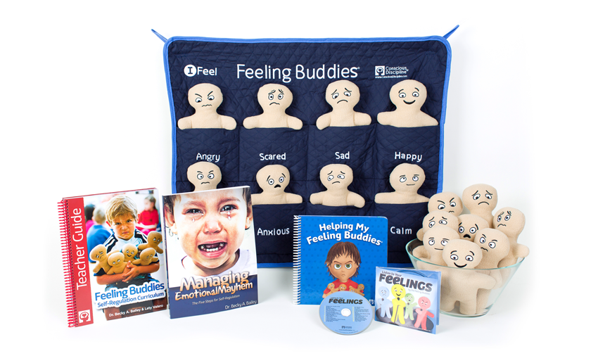 Feeling Buddies Basic Toolkit for Classrooms