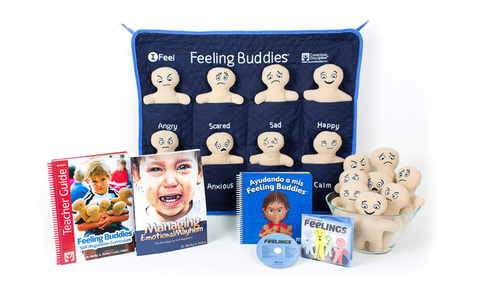Feeling Buddies Basic Toolkit for Classrooms (Bilingual)
