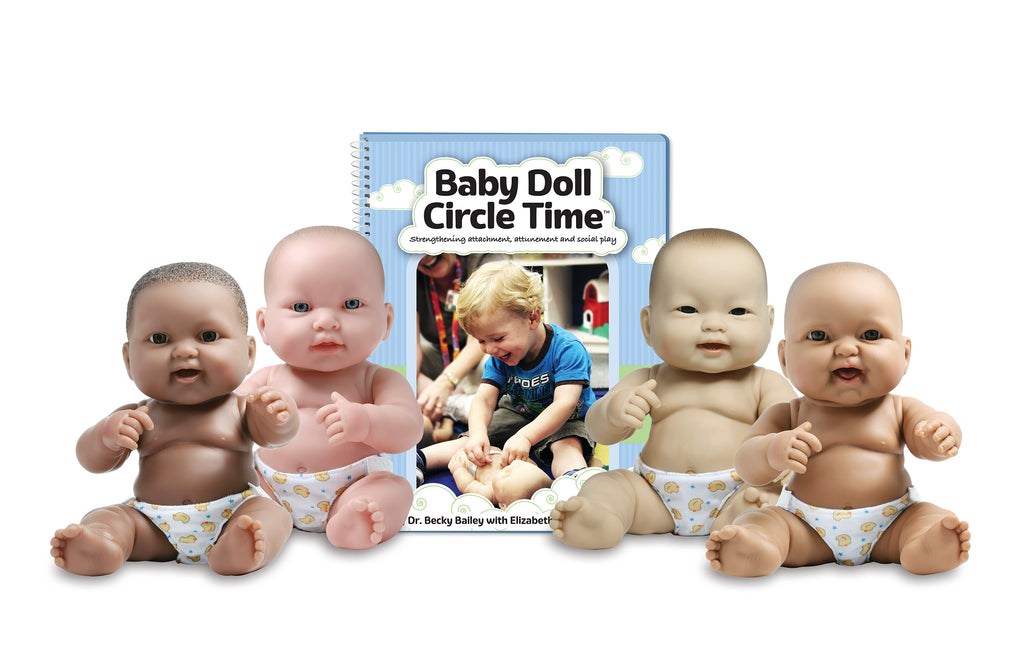 Baby Doll Circle Time Value Pack