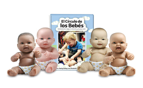 Baby Doll Circle Time Value Pack (Spanish)