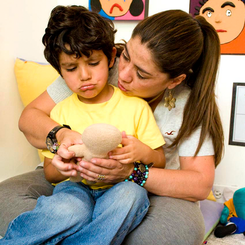 Feeling Buddies:  Helping Children Learn to Manage Emotions, Presented in Spanish