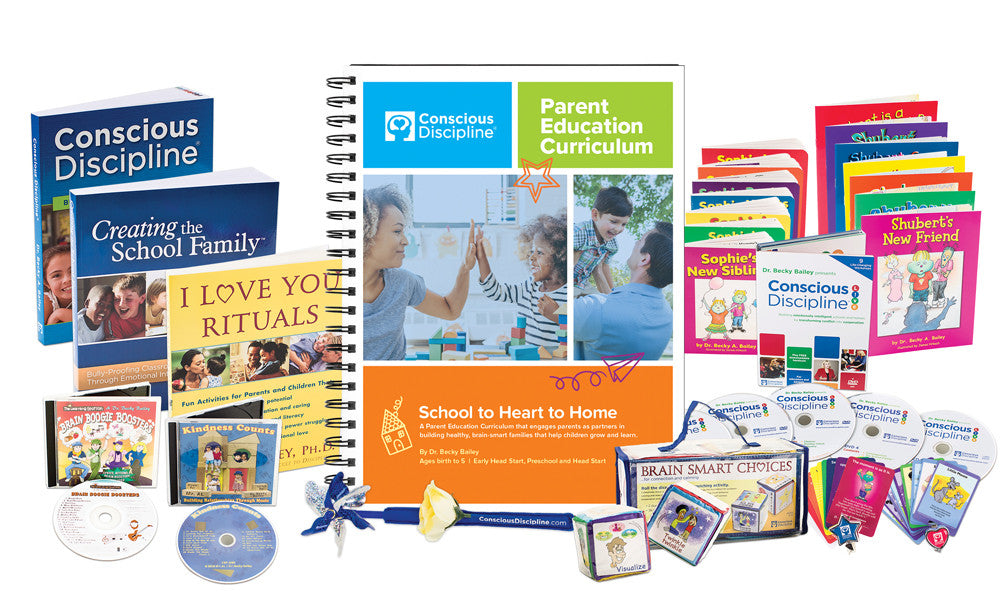 Premium Parent Education Pack