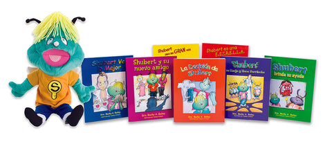Shubert Series and Puppet Value Pack (Spanish)