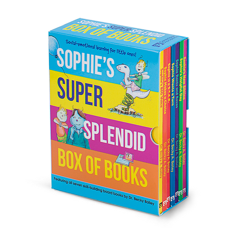 Sophie's Super Splendid Box of Books