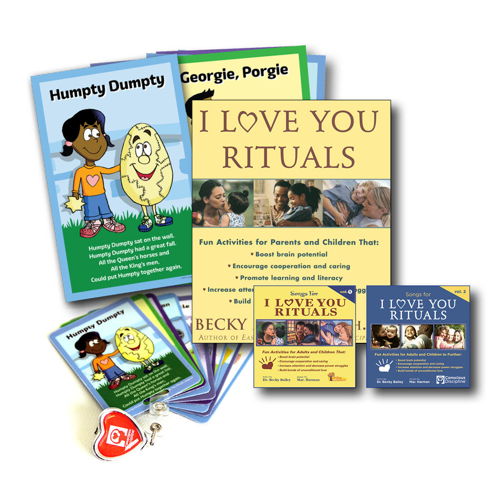 I Love You Rituals Deluxe Pack