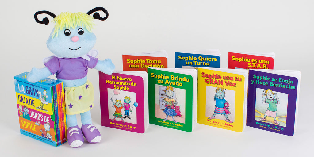 Sophie Deluxe Pack (Spanish)