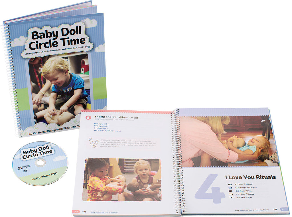 Baby Doll Circle Time (1st Edition)