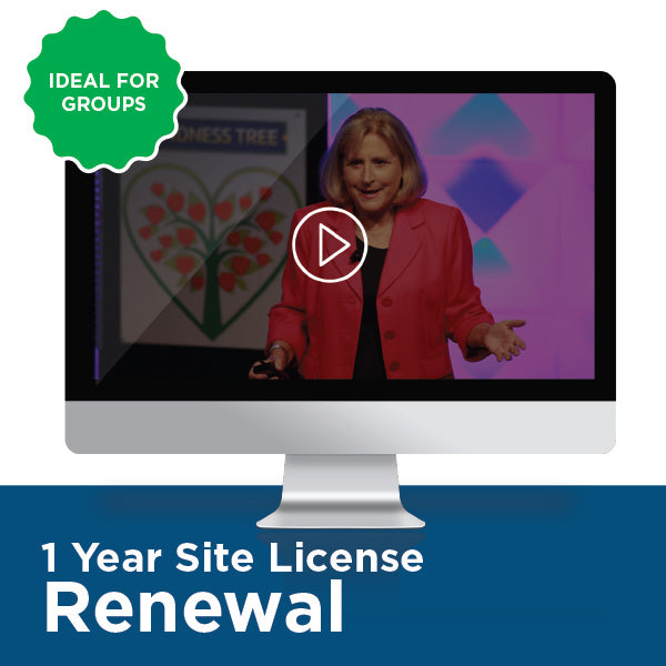 1 YEAR SITE LICENSE RENEWAL: Conscious Discipline: Building Resilient Schools & Homes with Dr. Becky Bailey