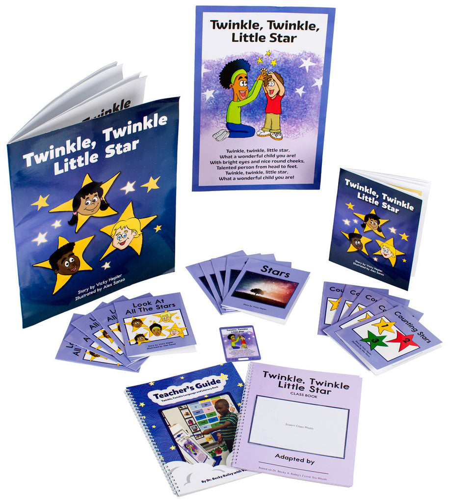 Twinkle Twinkle Language and Literacy Pack