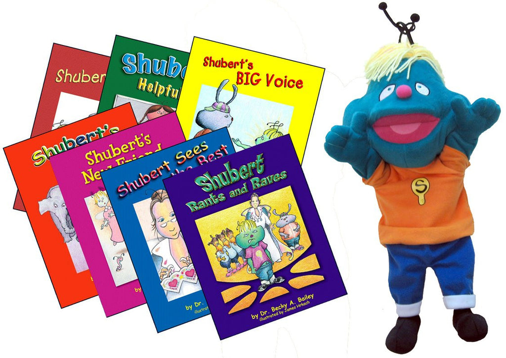 Shubert Series and Puppet Value Pack