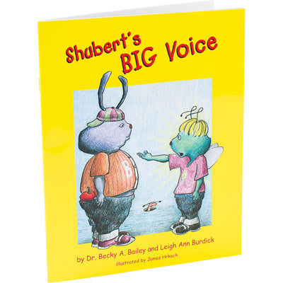 Shubert's BIG Voice