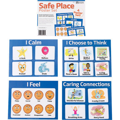 Safe Place Poster Set