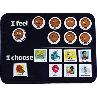 I Choose Self-Control Board