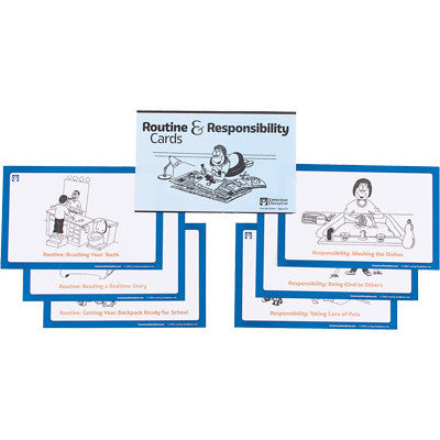 Routine & Responsibility Cards