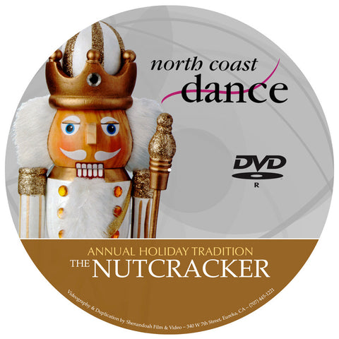 North Coast Dance - Nutcracker (Dec 2014) DVD