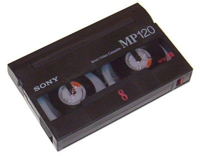 Video Tape to Digital Transfer | VHS | VHS-C | Betamax | Hi-8 | Digital 8 | MiniDV