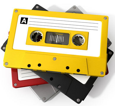 analog cassette tape to digital transfer
