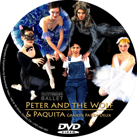 2016 | Peter and the Wolf & Paquita