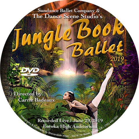 2019 | Jungle Book Ballet