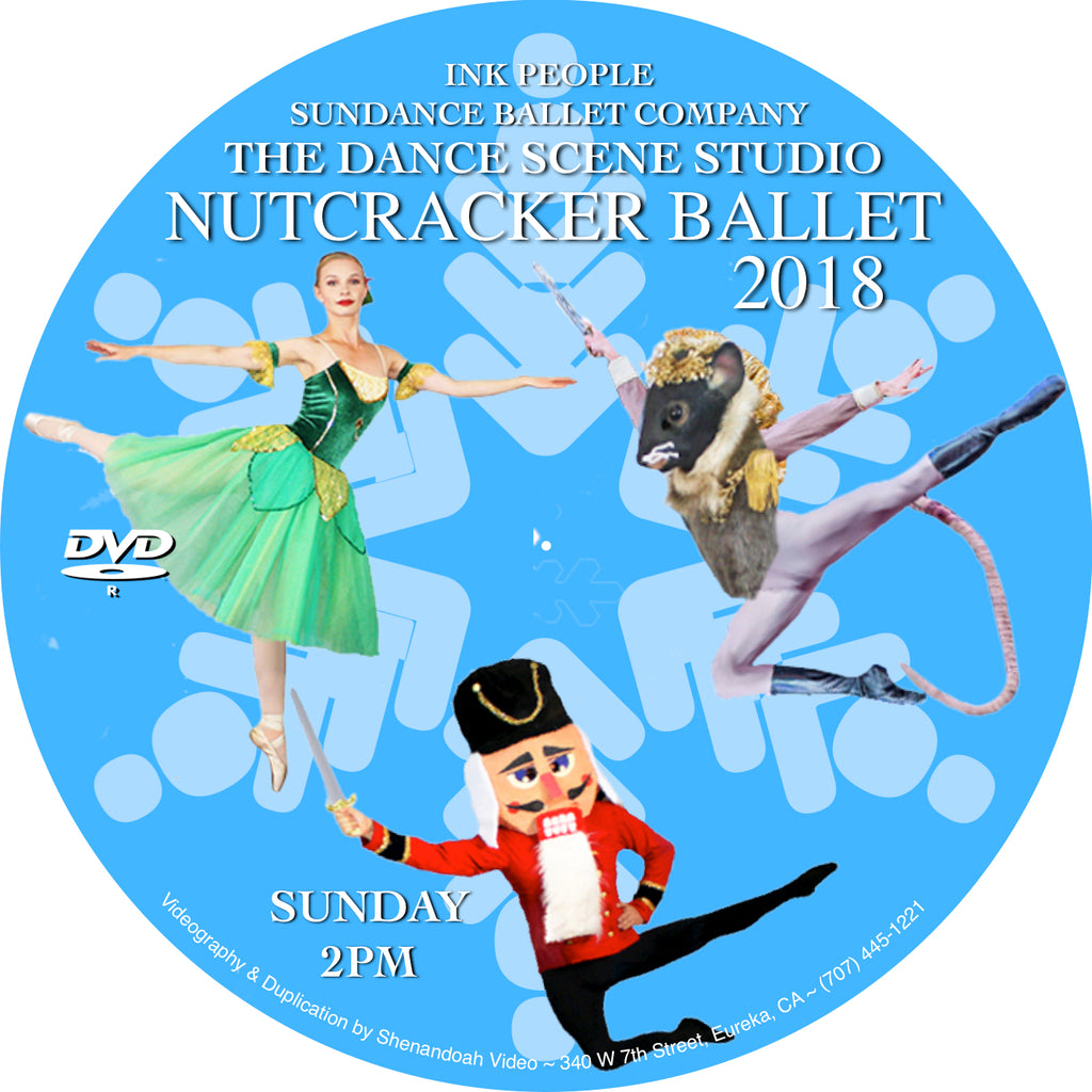 2018 | Nutcracker Ballet | 2PM