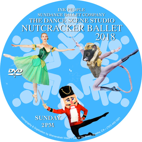 2018 | DSS Nutcracker Ballet | 2PM