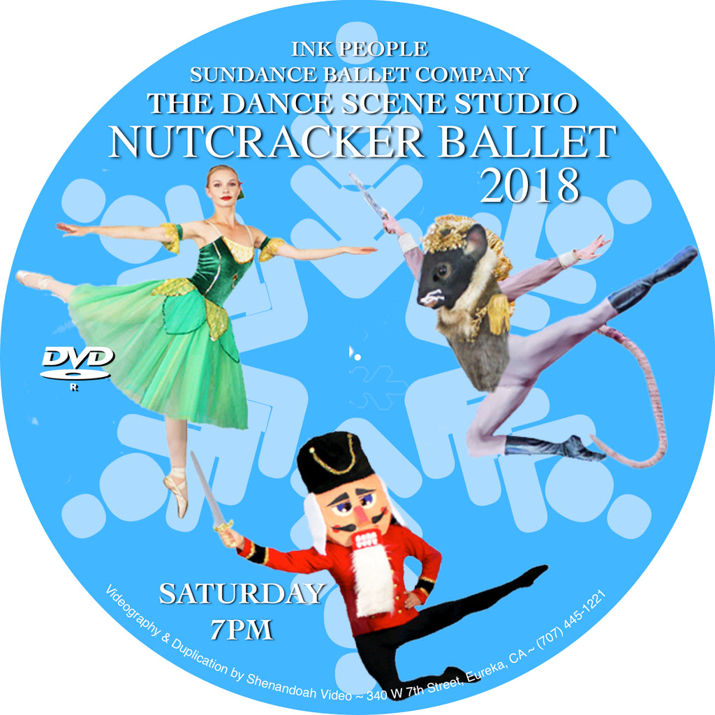2018 | Nutcracker Ballet | 7PM