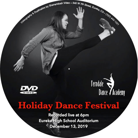 2019-2020 | Holiday Dance Festival