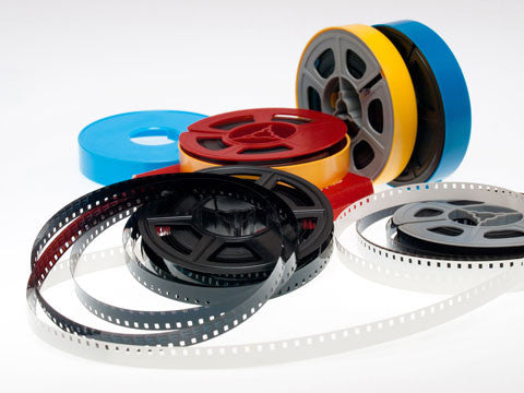 Transfer 8mm Movie Film to DVD/Digital