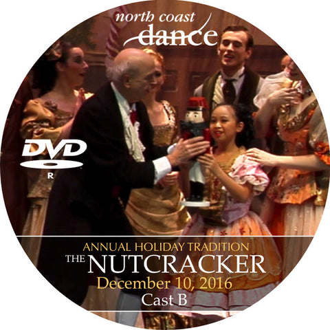 North Coast Dance - Nutcracker (Dec 2016)