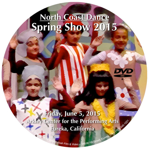 NCD Spring Show 6/05/2015