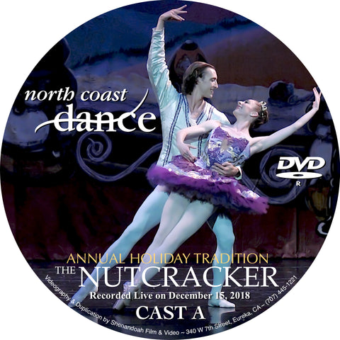 2018 | NCD Nutcracker | Cast A