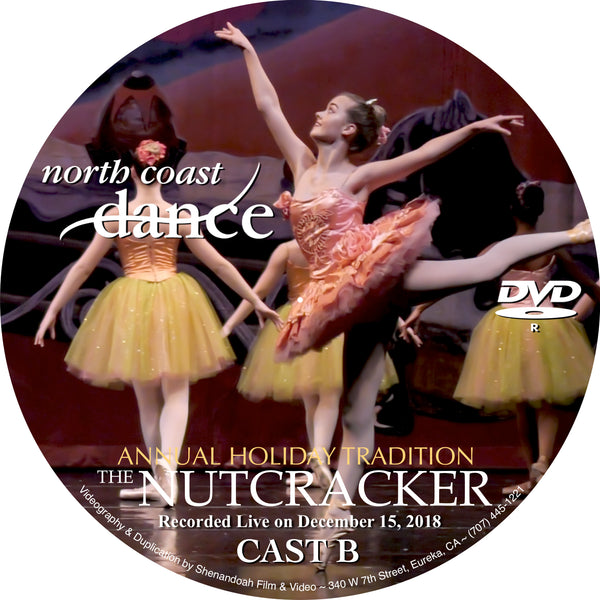 2018 | NCD Nutcracker | Cast B