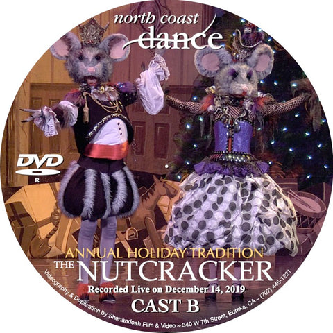 2019 | The Nutcracker | Cast B