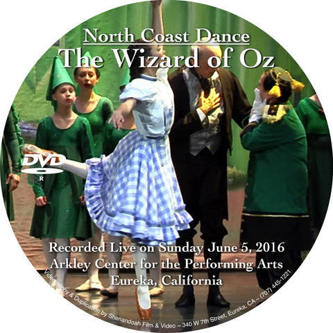 The Wizard of Oz (June 2016) DVD