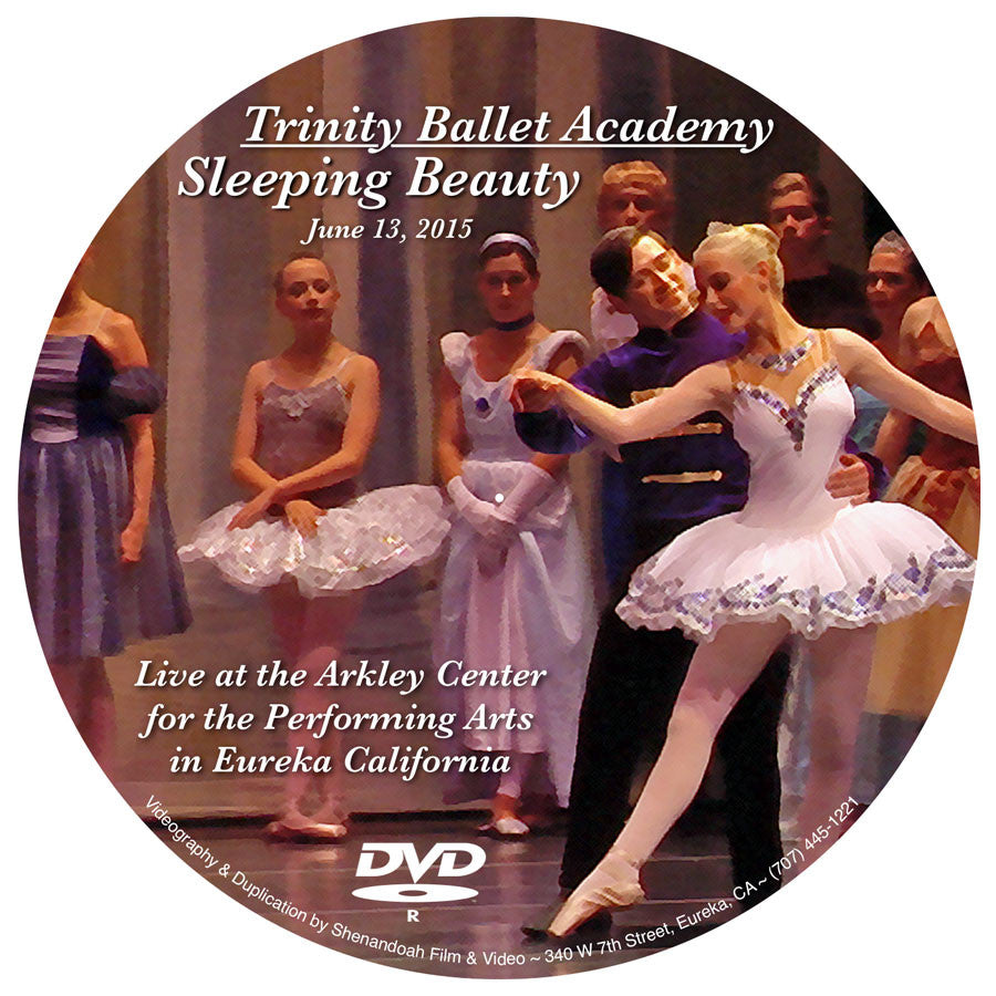 Trinity Ballet Academy Sleeping Beauty 2015