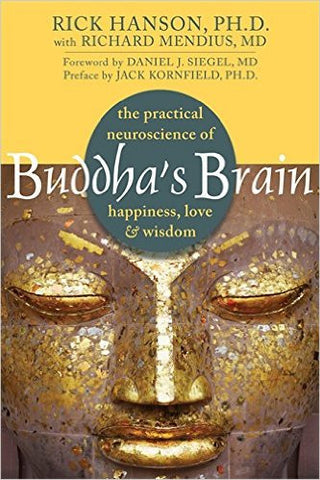 Buddha's Brain: The Practical Neuroscience of Happiness, Love, and Wisdom by Rick Hanson