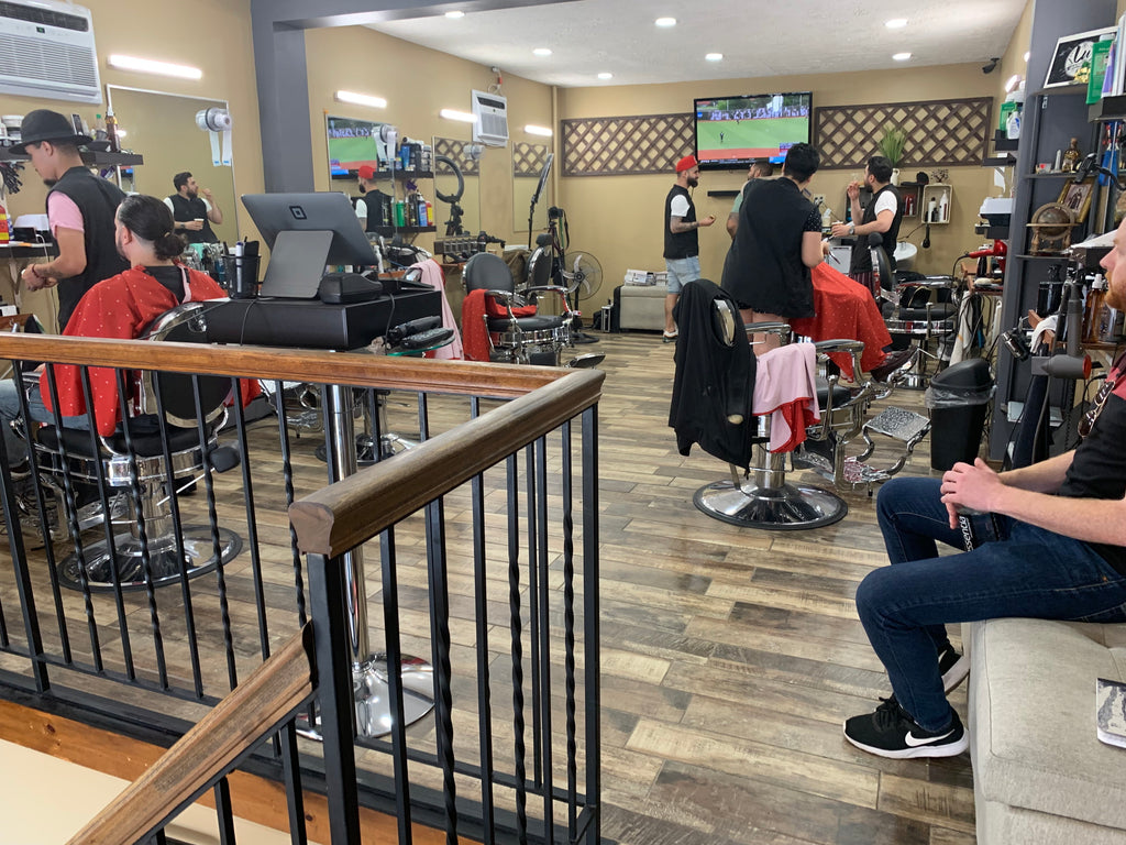UP-STAND Spotlight on Well Kept Barbershop
