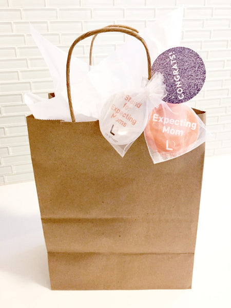 Gift Wrap (Bag & Tag)
