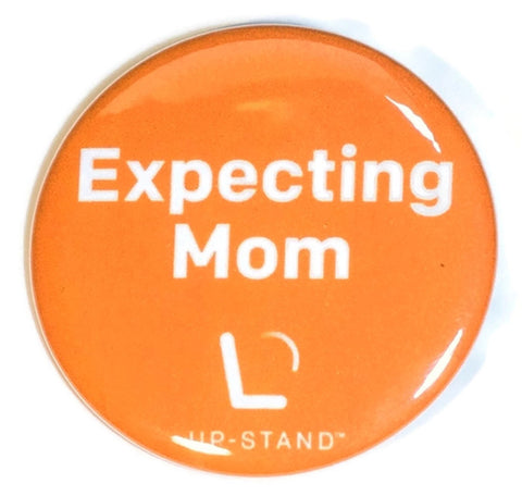 Expecting Mom Pregnancy Pin