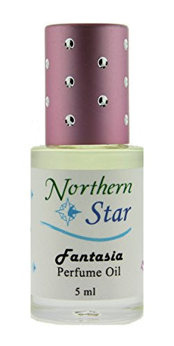 Fantasia Perfume Oil - Roll-On Applicator 5ml