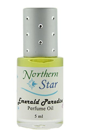 Emerald Paradise Perfume Oil - Roll-On Applicator 5ml