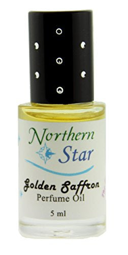 Golden Saffron Perfume Oil - Roll-On Applicator 5ml