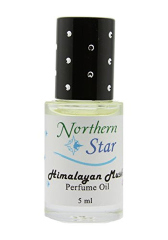 Himalayan Musk Perfume Oil - Roll-On Applicator 5ml