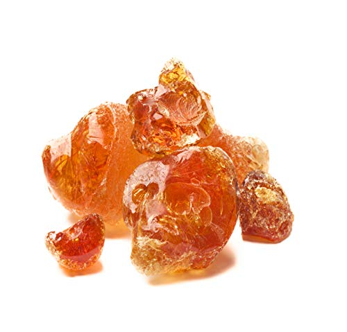 Incense Gum Arabic Pieces - one Pound - Traditional (Resin) Bulk
