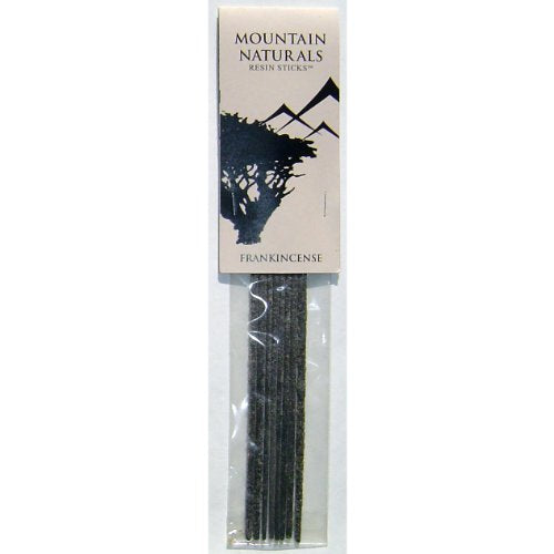 Frankincense Resin Sticks Mountain Naturals - Per Package