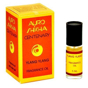 Auroshikha Ylang Ylang Fragrance Oil 5ML -1/6FL OZ