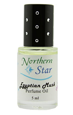 Egyptian Musk Perfume Oil - Roll-On Applicator 5ml