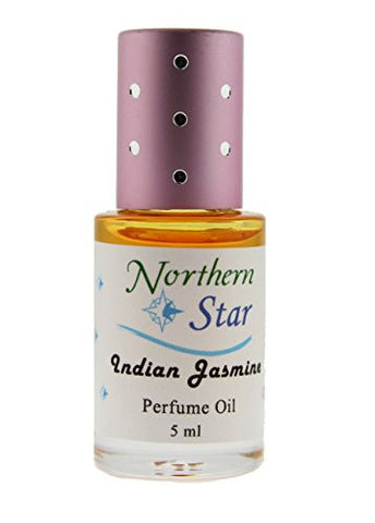 Indian Jasmine Perfume Oil - Roll-On Applicator 5ml