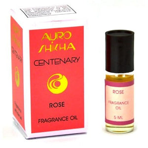 Auroshikha Rose Fragrance Oil 5ML -1/6FL OZ