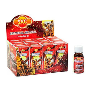 Sac San Miguel Arcangel Aroma Oil - 10ml (1/3 Fl. Oz), Set of 3